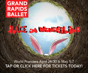 GR Ballet's Alice in Wonderland
