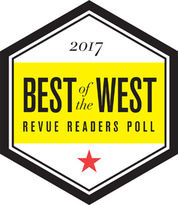 REVUE Best of the West 2017 logo