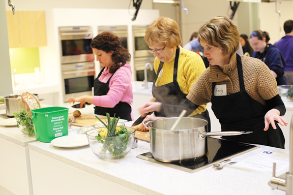 Downtown Market Cooking Classes 3