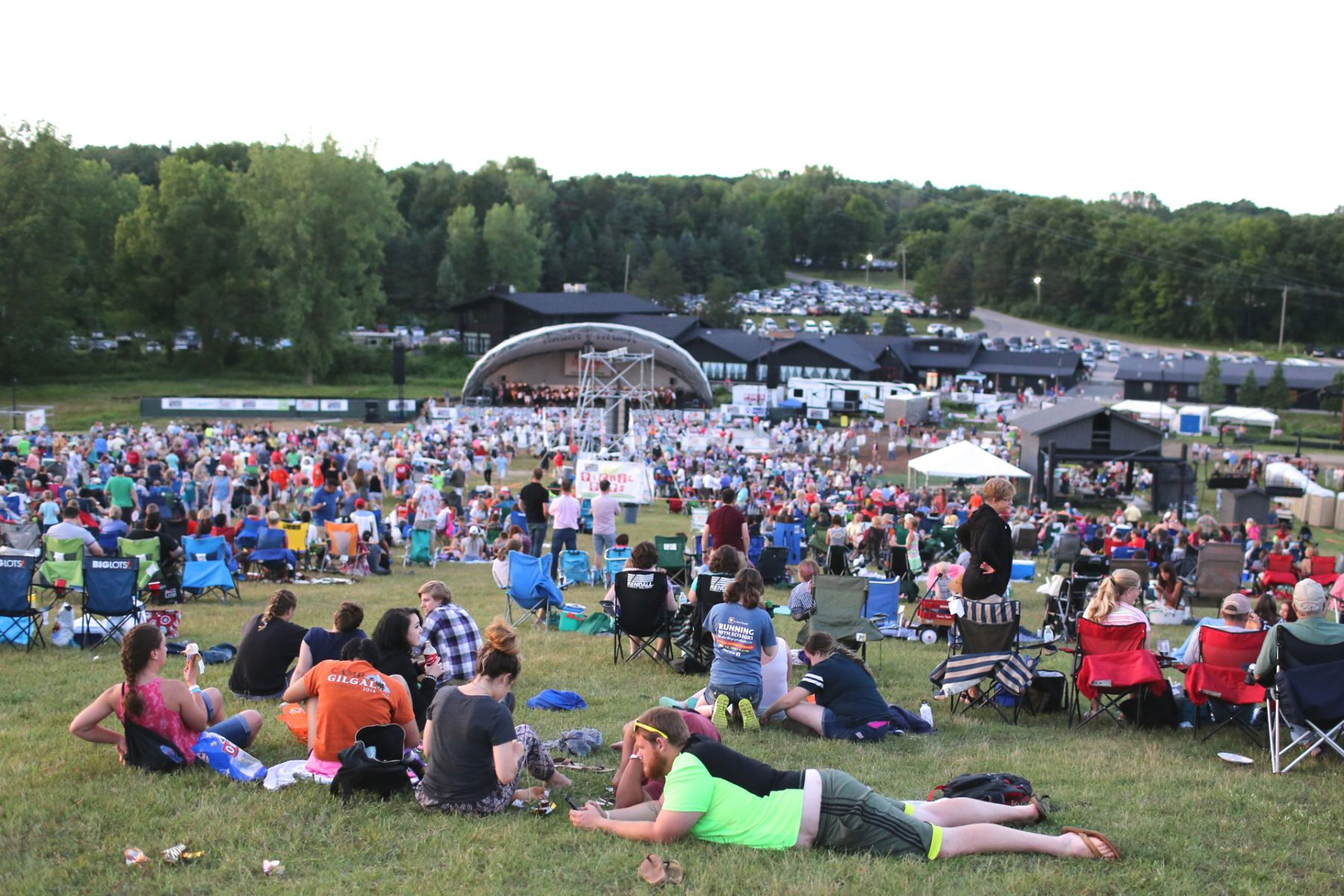 GR Symphony Picnic Pops 2016 at Cannonsburg Ski Area Photo by Terry Johnston 1