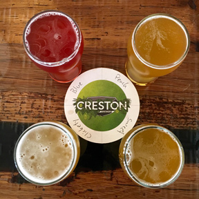 creston brewery beers