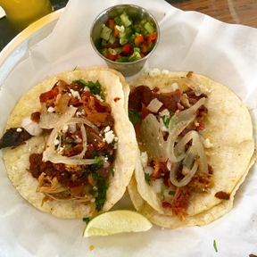 creston brewery tacos