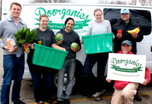 Doorganics team