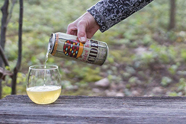 painted turtle cider courtesy photo