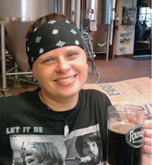 laura houser founders brewing