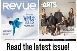 Read Revue's latest issue here!