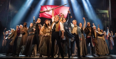 """Les Miserables"" at Wharton Center."