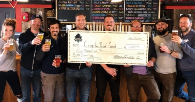 Mitten Brewing Gives Back in New 'Dough Nation'