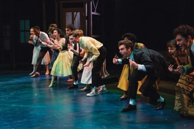 """West Side Story"" at Hope Summer Repertory Theatre."