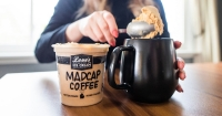 Love's Madcap Coffee ice cream.