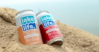 New Holland's Lake Life Seltzer.