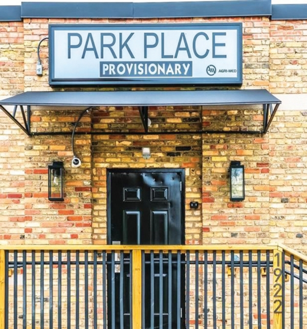 Park Place Provisionary.