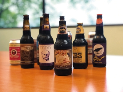 Bold and Boozy: Revue's stout taste-off