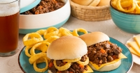 Root Beer Sloppy Joe by Kelsey Winter-Troutwine.