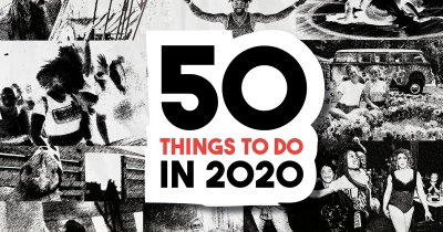 50 Things to Do in 2020