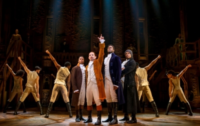 """Hamilton"" coming to Broadway Grand Rapids."