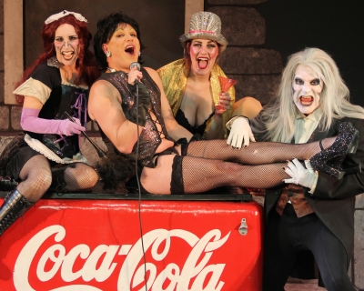 'Rocky Horror Picture Show' at Barn Theatre.