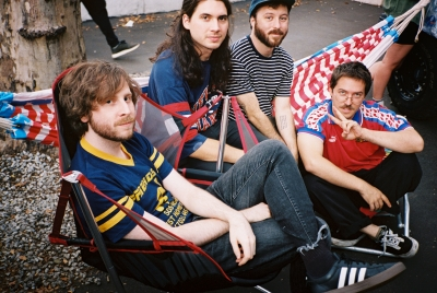 Anamanaguchi is ready to throw an introspective dance party
